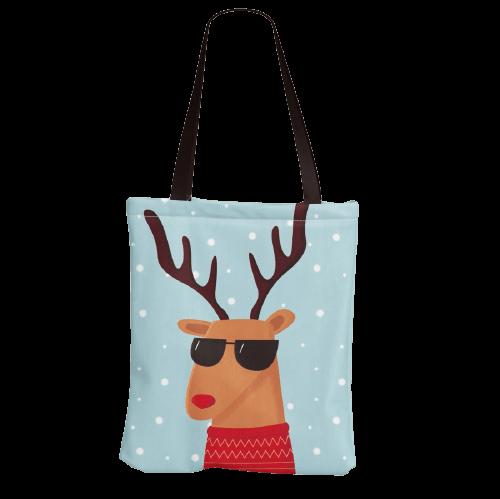 Christmas Carrier Reusable Bags wholesale