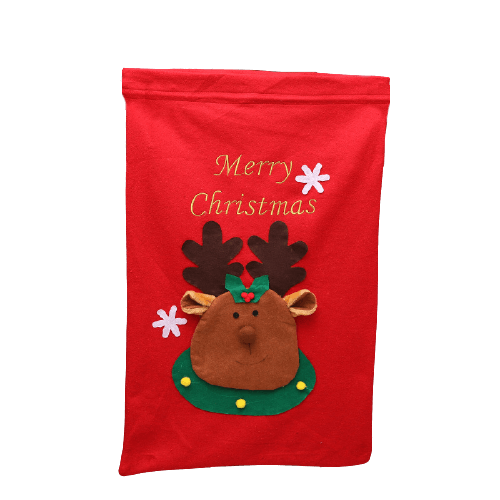 Velvet Extra Large Christmas Gift Bags Bulk