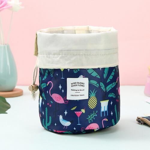 custom wholesale travel makeup bag