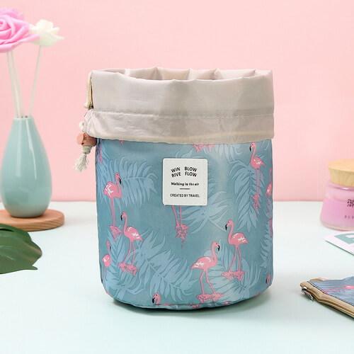 drawstring wholesale travel makeup bag