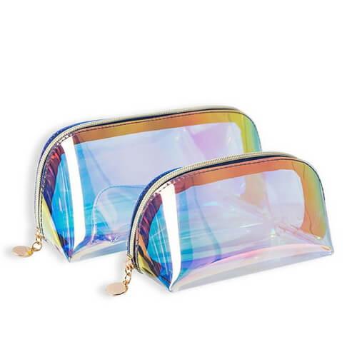 holographic makeup bags bulk