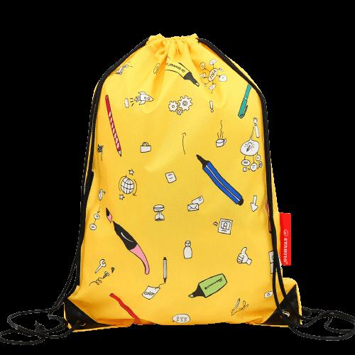nylon drawstring backpack wholesale