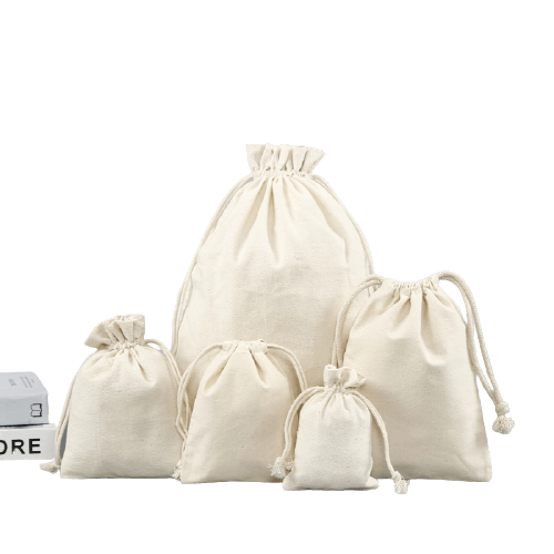 organic cotton drawstring bags wholesale