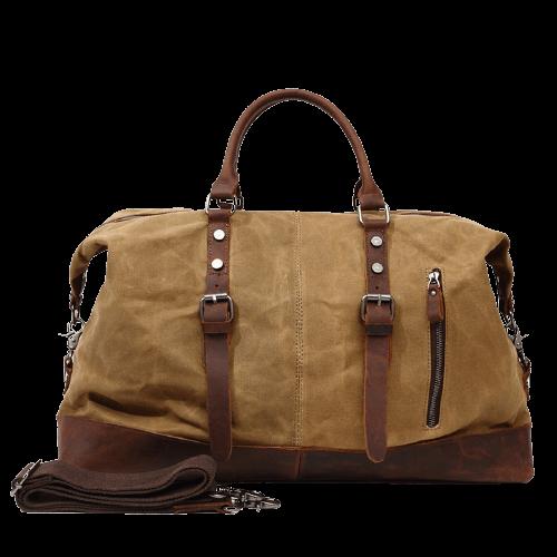 custom men's duffle bags