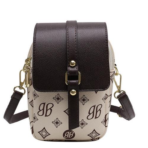 Custom PU Leather Wholesale Mini Handbag