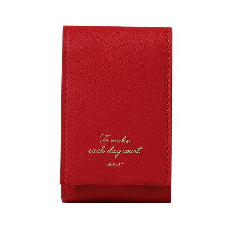 Leather Mini Lipstick Purses Wholesale